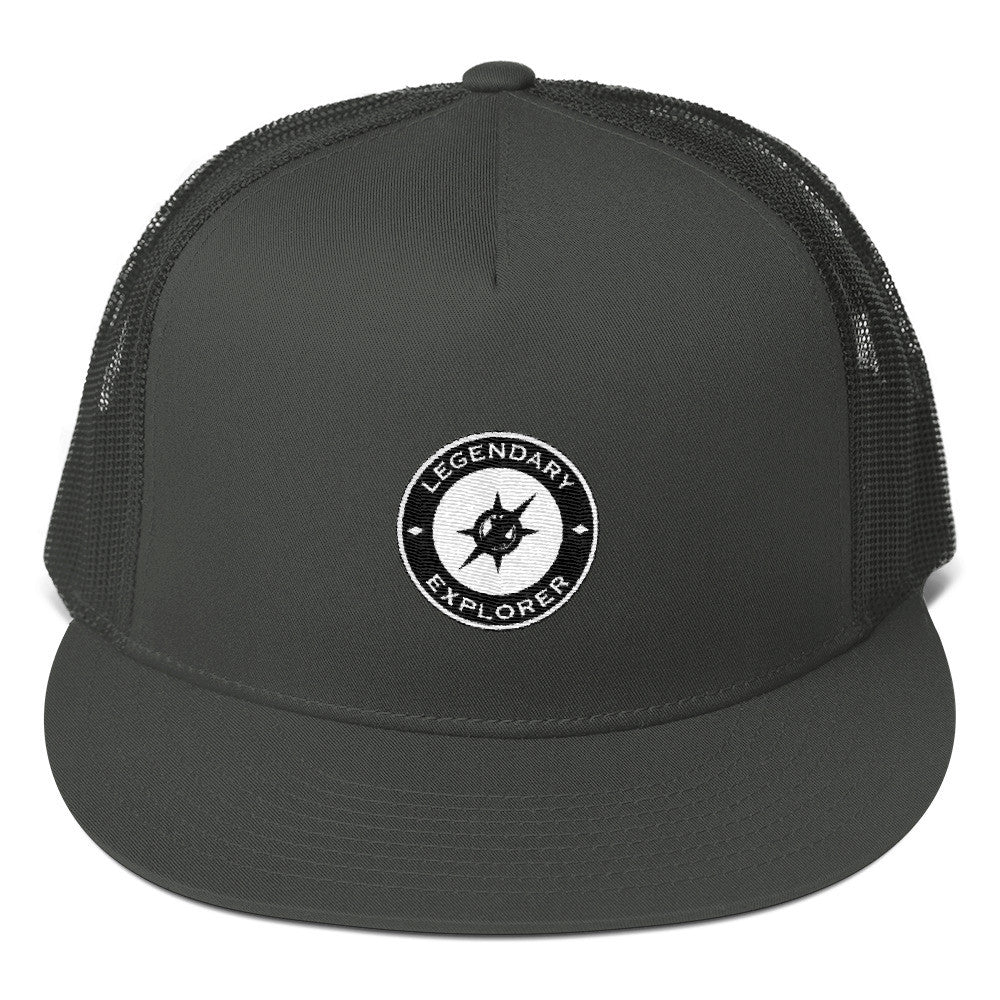 Legendary Man Explorer Mesh Back Snapback