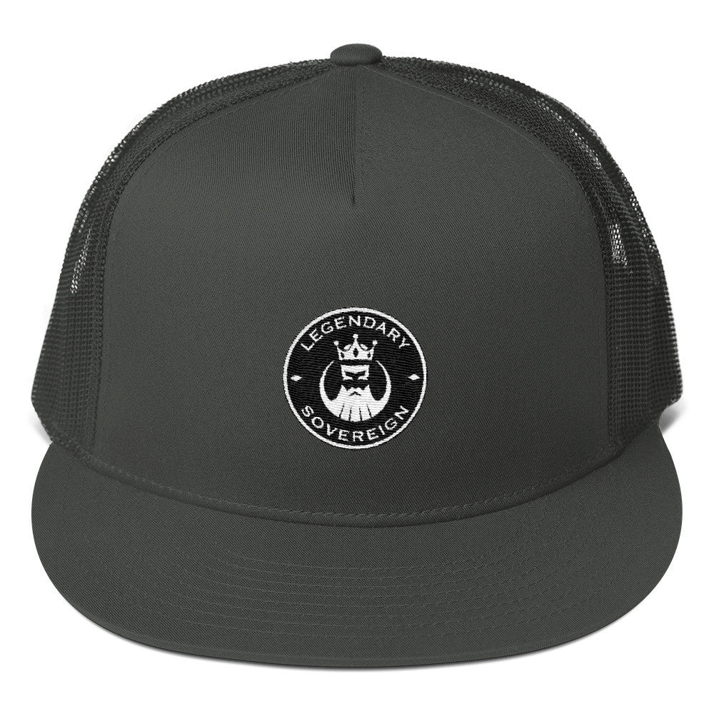 Legendary Man Sovereign Mesh Back Snapback