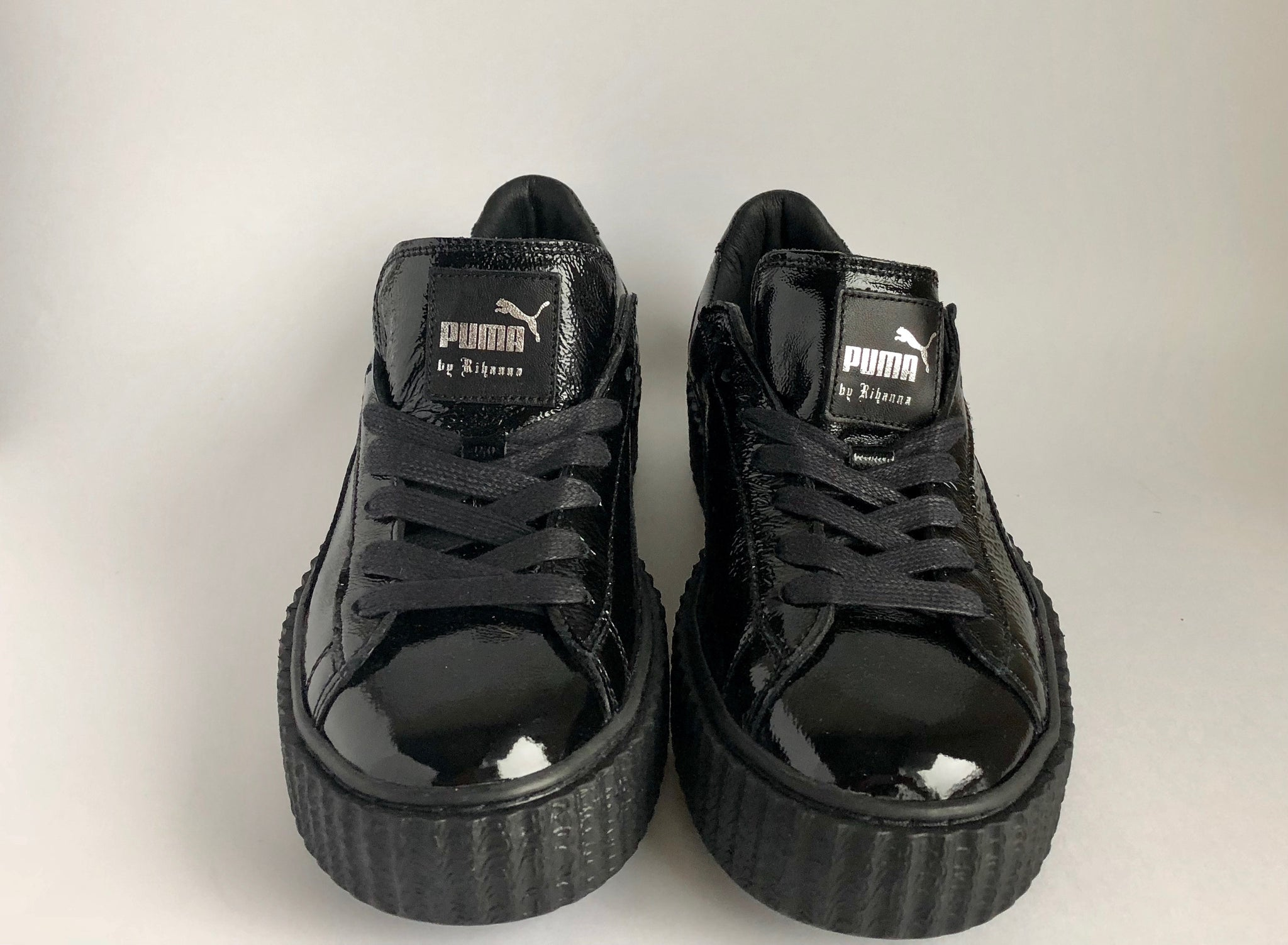 Fenty x Puma Cracked Leather Creepers