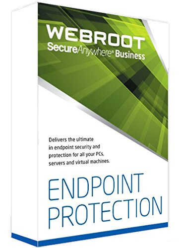 Webroot SecureAnywhere Business Endpoint Protection - 1-Year / 100-249 Seats