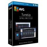 AVG PC TuneUp 2019 - 1-Year / 1-PC - Global ( Email Delivery ) - Blue Jade Services