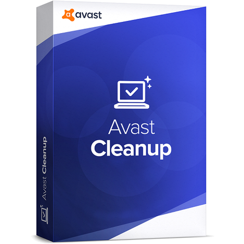 avast! Cleanup 2019 - 3 Year / 1-PC - Global  ( Email Delivery ) - Blue Jade Services