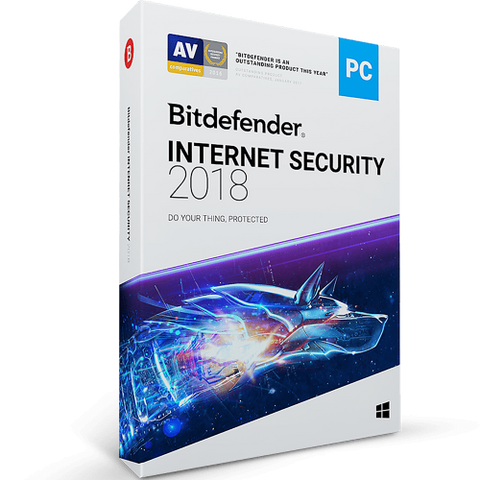 Bitdefender Internet Security 2019- 1-Year / 1-PC -  ( Email Delivery ) - Blue Jade Services