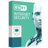 ESET Internet Security - 2-Year / 1-Seat - North America ( Email Delivery ) - Blue Jade Services