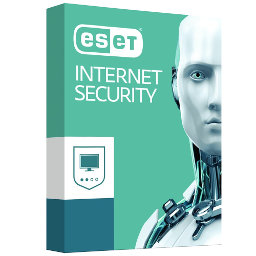 ESET Internet Security - 1-Year / 1-Seat - North America - Blue Jade Services