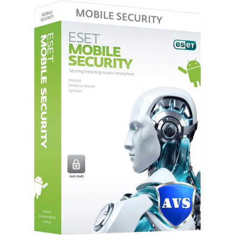 ESET - Mobile Security - 2-Year / 1-Seat North America ( Email Delivery ) - Blue Jade Services