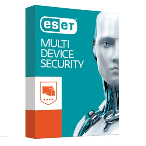 ESET Multi-Device Security 2018 - 1-Year / 5-Device North America