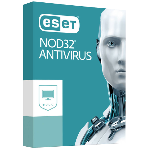 ESET NOD32 Antivirus Home - 2-Year / 5-PC - North America - Blue Jade Services