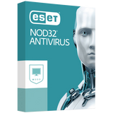 ESET NOD32 Antivirus Home - 1-Year / 1-PC - North America ( Email Delivery ) - Blue Jade Services