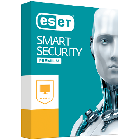 ESET Smart Security Premium - 1-Year / 1-PC North America ( Email Delivery ) - Blue Jade Services