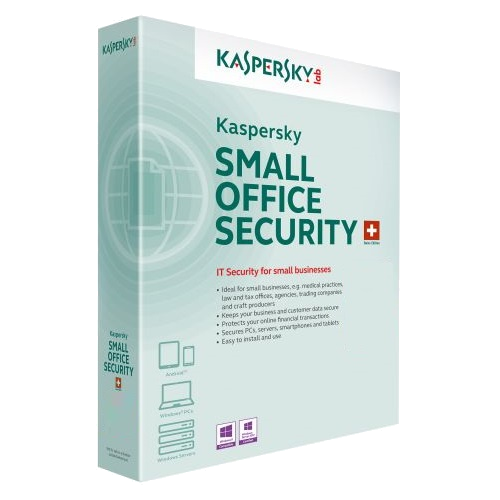 Kaspersky Small Office Security 2019 - 1-Year / 10-User ( Email Delivery ) - Blue Jade Services