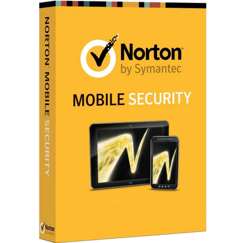 Norton Mobile Security 2018 - 1-Year / 1-Device - North America - Blue Jade Services