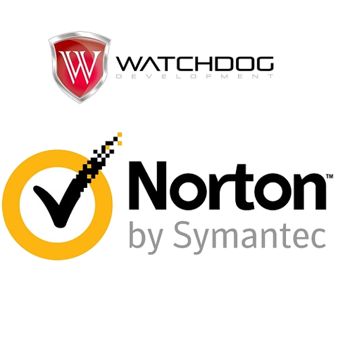 Norton Security Standard 1-Year / 1-Device & Watchdog Anti-Malware 1-Year / 1-PC - BUNDLE - Blue Jade Services