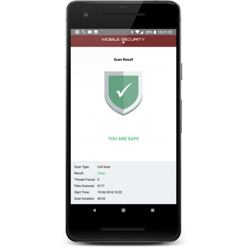 Watchdog Mobile Security - 1-Year / 1-Device ( Email Delivery ) - Blue Jade Services