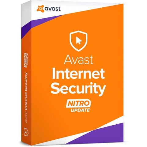 avast! Internet Security 1-Year / 1-PC Download - Global - - Blue Jade Services