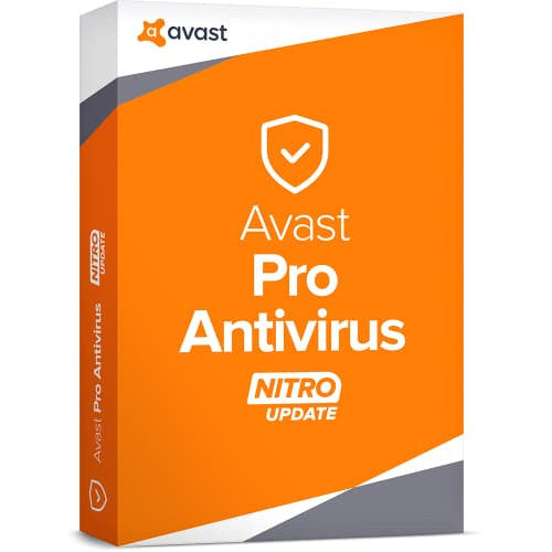 avast! Pro Antivirus 1-Year / 5-PC - Global - BlueJadeServices - Blue Jade Services