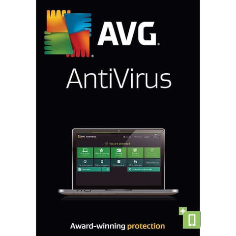 AVG AntiVirus 2019 - 3-Year / 1-PC - Global -  ( Email Delivery ) - Blue Jade Services