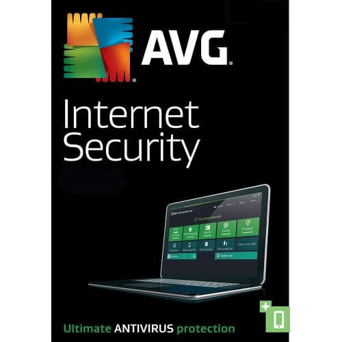 AVG Internet Security 2018 - 3-Year / 1-PC - Global - BlueJadeServices - Blue Jade Services