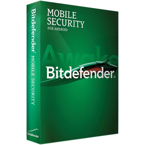 Bitdefender Mobile Security for Android - 1-Year / 1-Device ( Email Delivery ) - Blue Jade Services