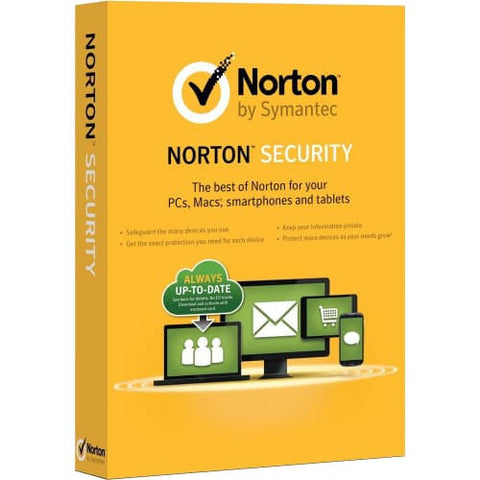 Norton Security Standard 2018 - 1-Year / 1-Device - UK/Europe - BlueJadeServices - Blue Jade Services