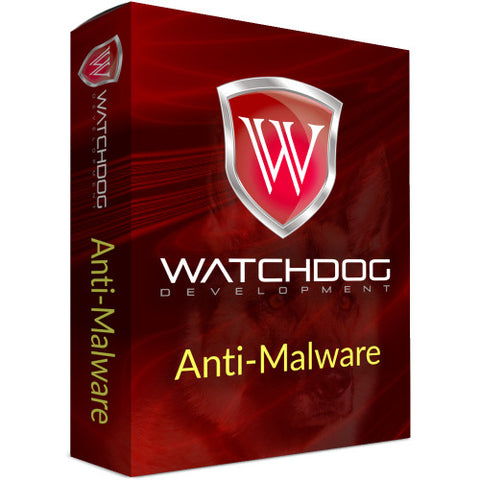 Watchdog Anti-Malware - 3-Months / 1-PC ( Email Delivery ) - Blue Jade Services