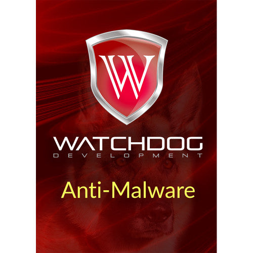 Watchdog Anti-Malware - 3-Year / 3-PC - Blue Jade Services