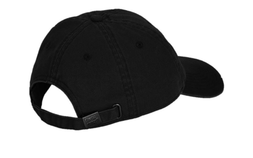 "FADE PGH Pigment Dyed ""Barcode"" Hat - Black"