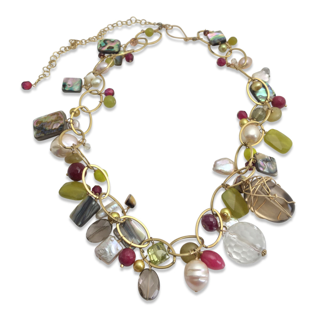 CALYPSO LUX ORGANIC NECKLACE