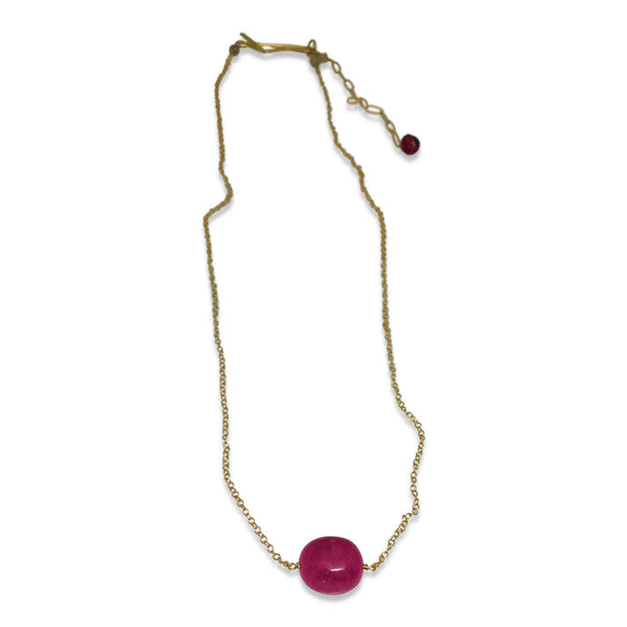 CALYPSO SIMPLE DROP NECKLACE