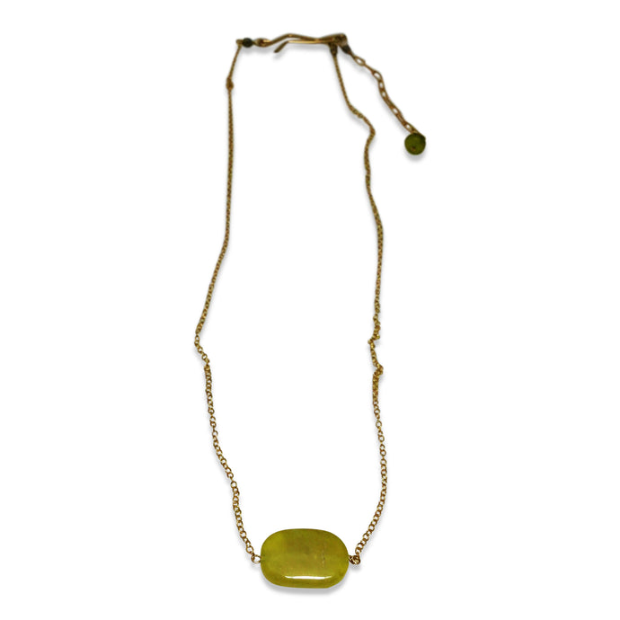 TUTTI FRUTTI SIMPLE DROP NECKLACE