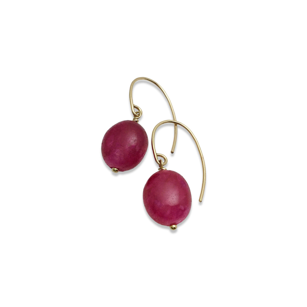 CALYPSO SIMPLE DROP EARRINGS