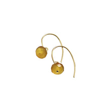 BRIGHT FALL SIMPLE DROP EARRINGS