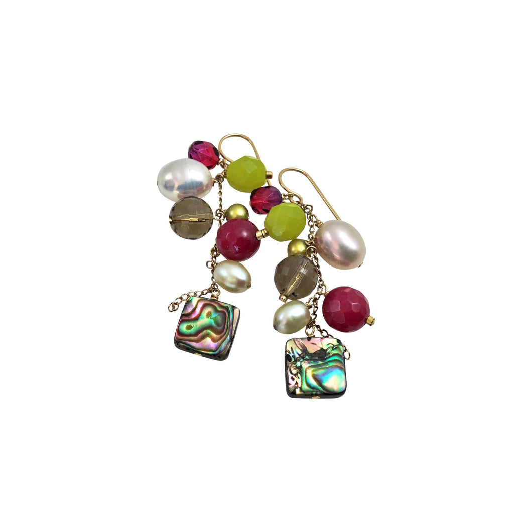 CALYPSO CASCADE EARRINGS