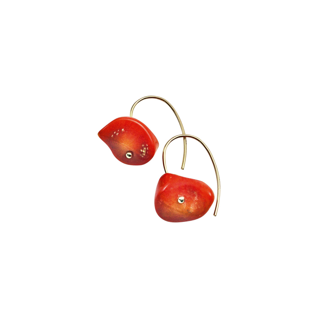 TUTTI FRUITTI SIMPLE DROP EARRINGS