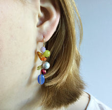 TUTTI FRUITTI CASCADE EARRINGS