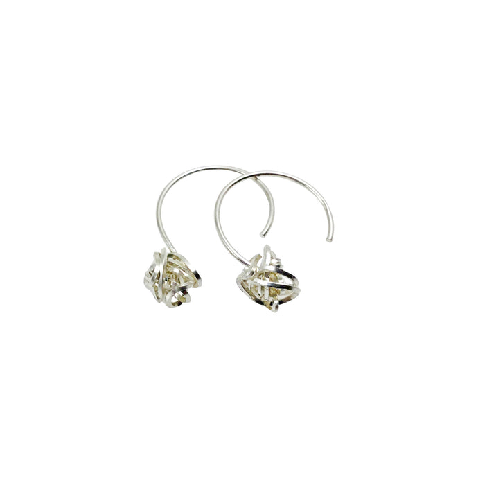 LOVER'S KNOT EARRINGS