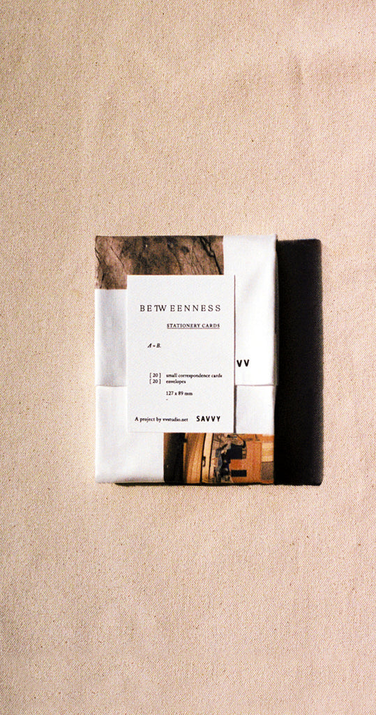 Betweenness Stationery Small Cards