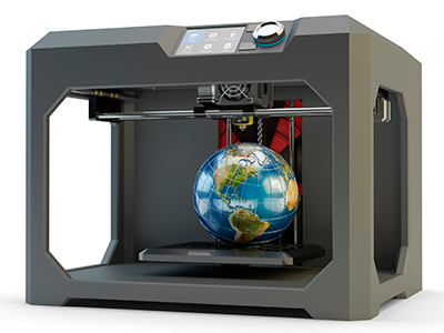 3D Printers for Geology Education