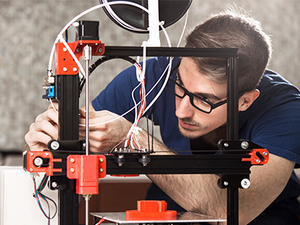 3D Printers for Science & Engineering Education