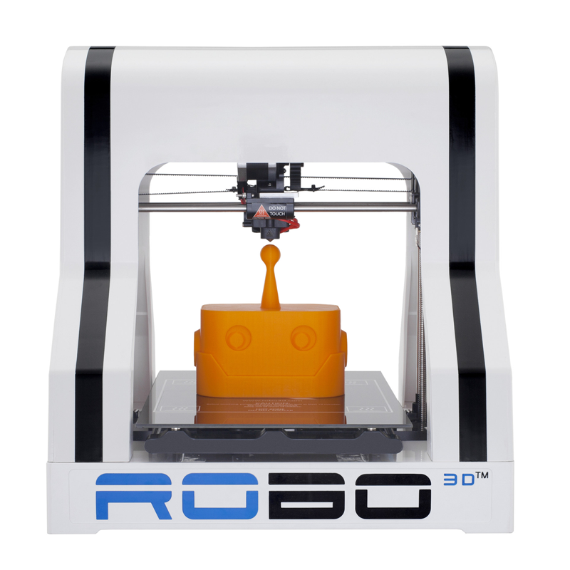 ROBO R1 PLUS 3D Printer - DISCONTINUED