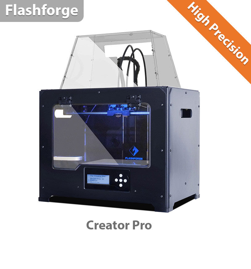 Flashforge Creator Pro 3D Printer - DISCONTINUED