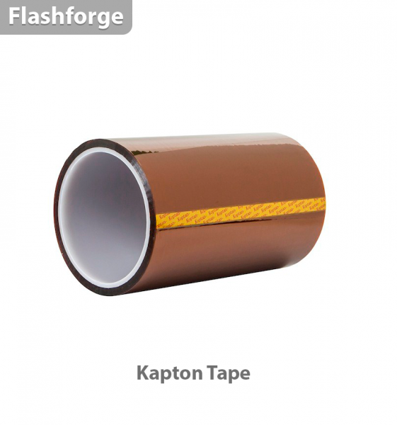 FlashForge Kapton Tape 6″ X 36 Yd - DISCONTINUED