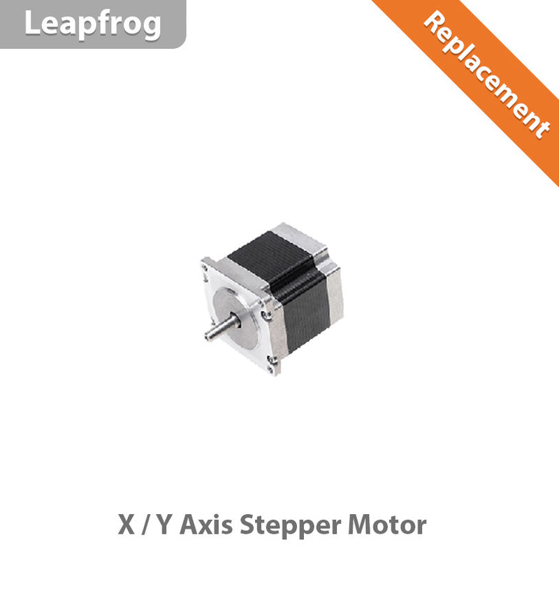 Leapfrog Extruder Y-Axis / X-Axis Stepper Motor