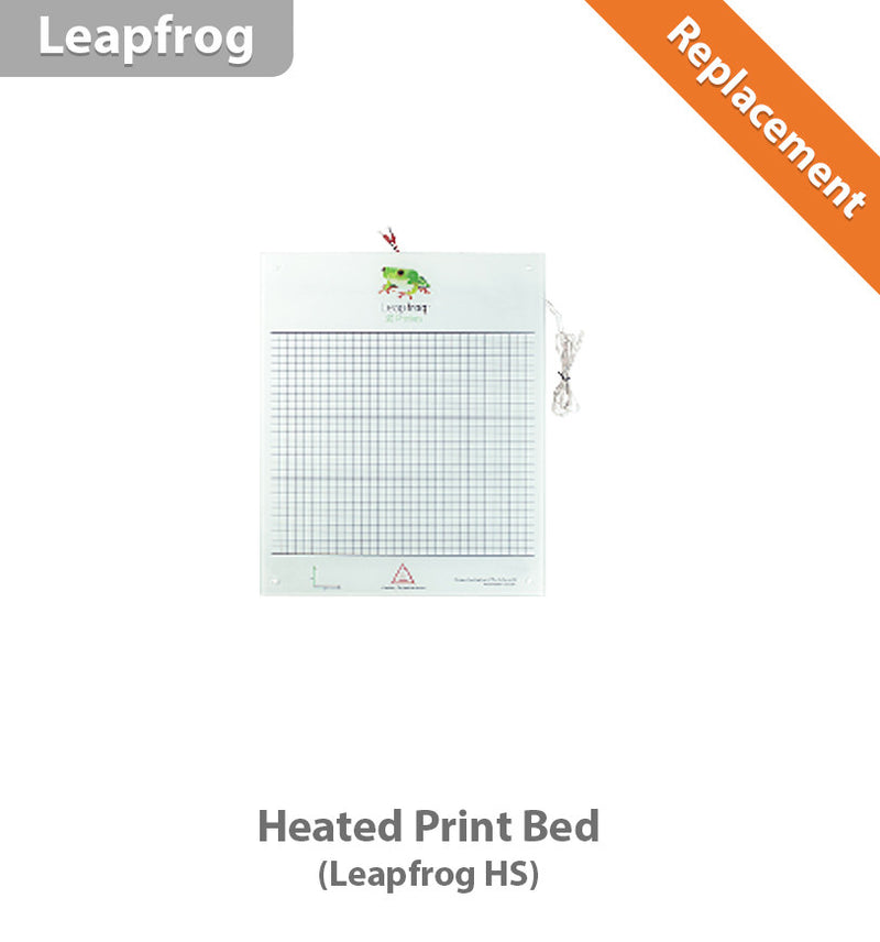 Leapfrog HS Heated Print Bed