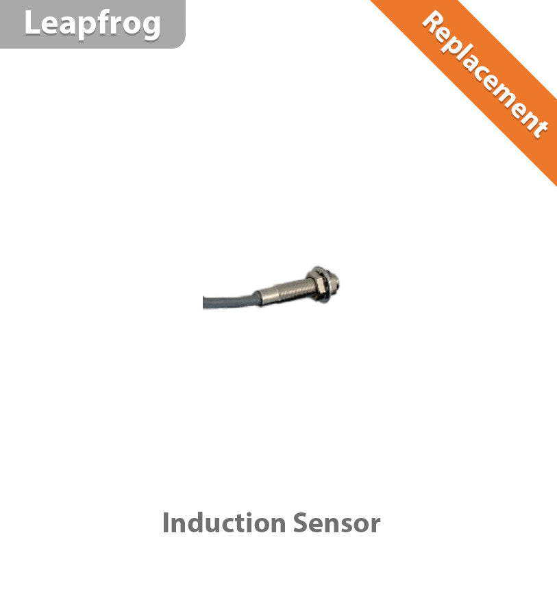 Leapfrog Induction Sensor