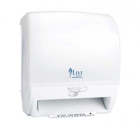 ELECTRONIC PAPER DISPENSER