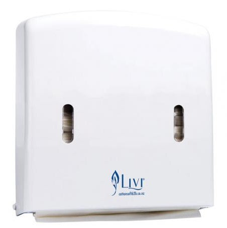STANDARD SLIMFOLD PAPER TOWEL DISPENSER