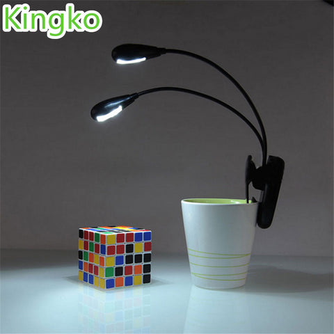 High Quality led stand reading lamp book lamp  Clip on LED Lamp for Music Stand and Book Reading Light clip ledmusic clip lamp
