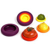Image of 4Pcs/ Set  Assorted Food Embracers Food Cuddlers And Food Huggers  Helps Your Foods And Fruits Keep Safely Kitchen Accessories