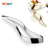 Image of Cake Slicer Server Stainless Steel Cake Cutters Cookie Fondant Dessert Tools Pie Knife